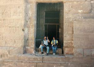 Howard & Peggy Cooper in Egypt, Wisdom Stratum