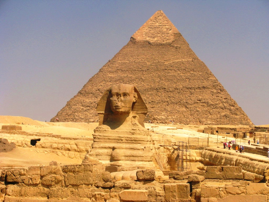 Sacred Journeys: Great Pyramid of Giza and the Sphinx, Wisdom Stratum