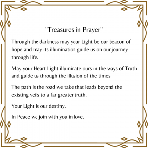 """Treasures in Prayer"" (First Prayer) - Howard A. Cooper"