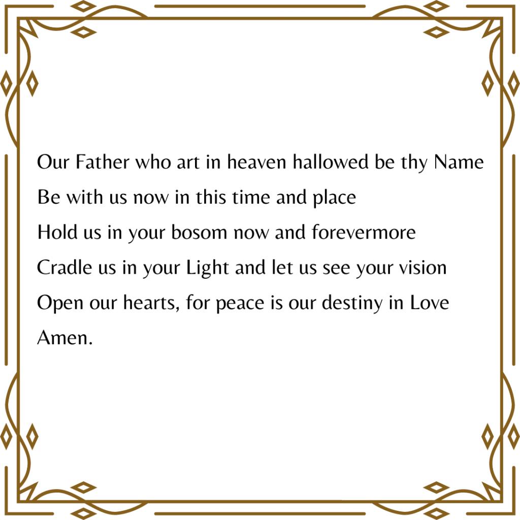 """Treasures in Prayer"" - Prayer Three"