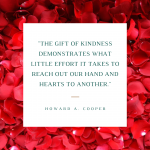 The Power of Creation: Kindness - Howard A. Cooper